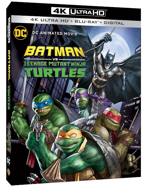 Watch Batman vs. Teenage Mutant Ninja Turtle