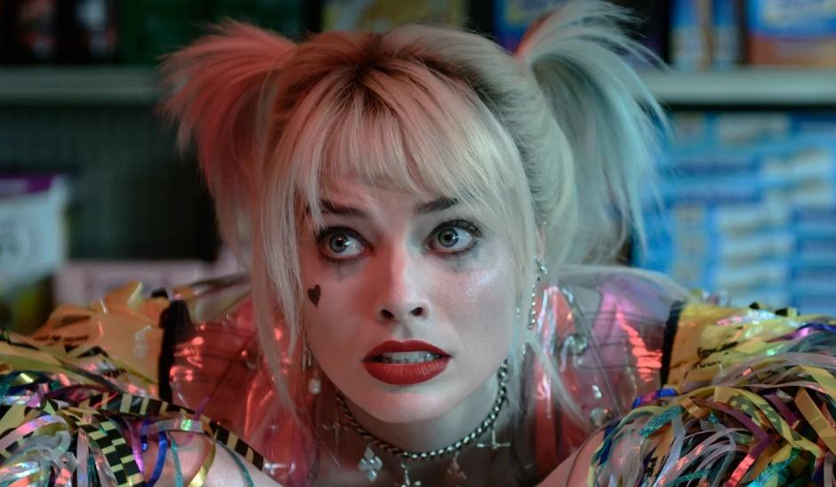 Birs of Prey Harley Quinn Margot Robbie