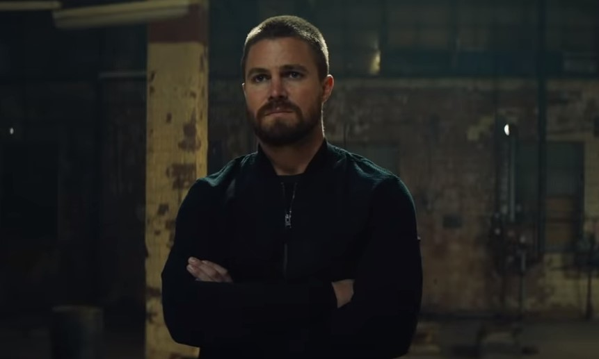 Code 8 Stephen Amell