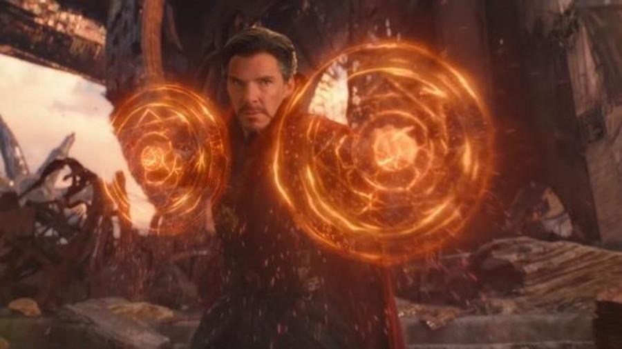 Doctor Strange Avengers Endgame