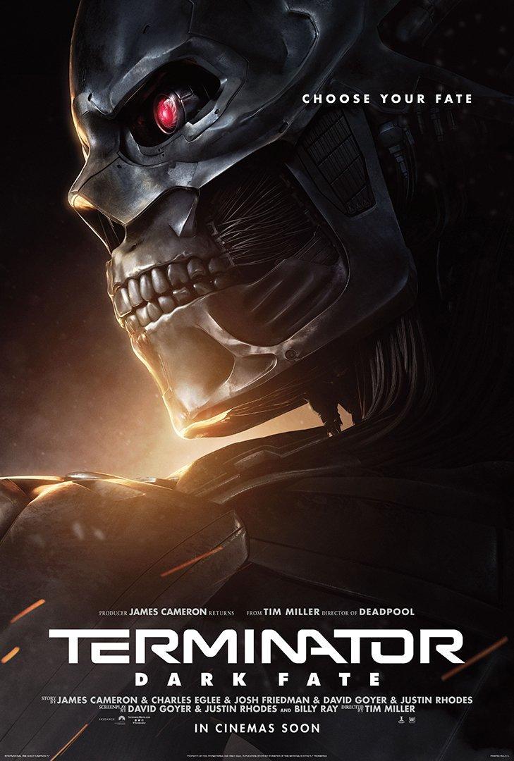 Gabriel Luna Terminator Rev-9 Endo