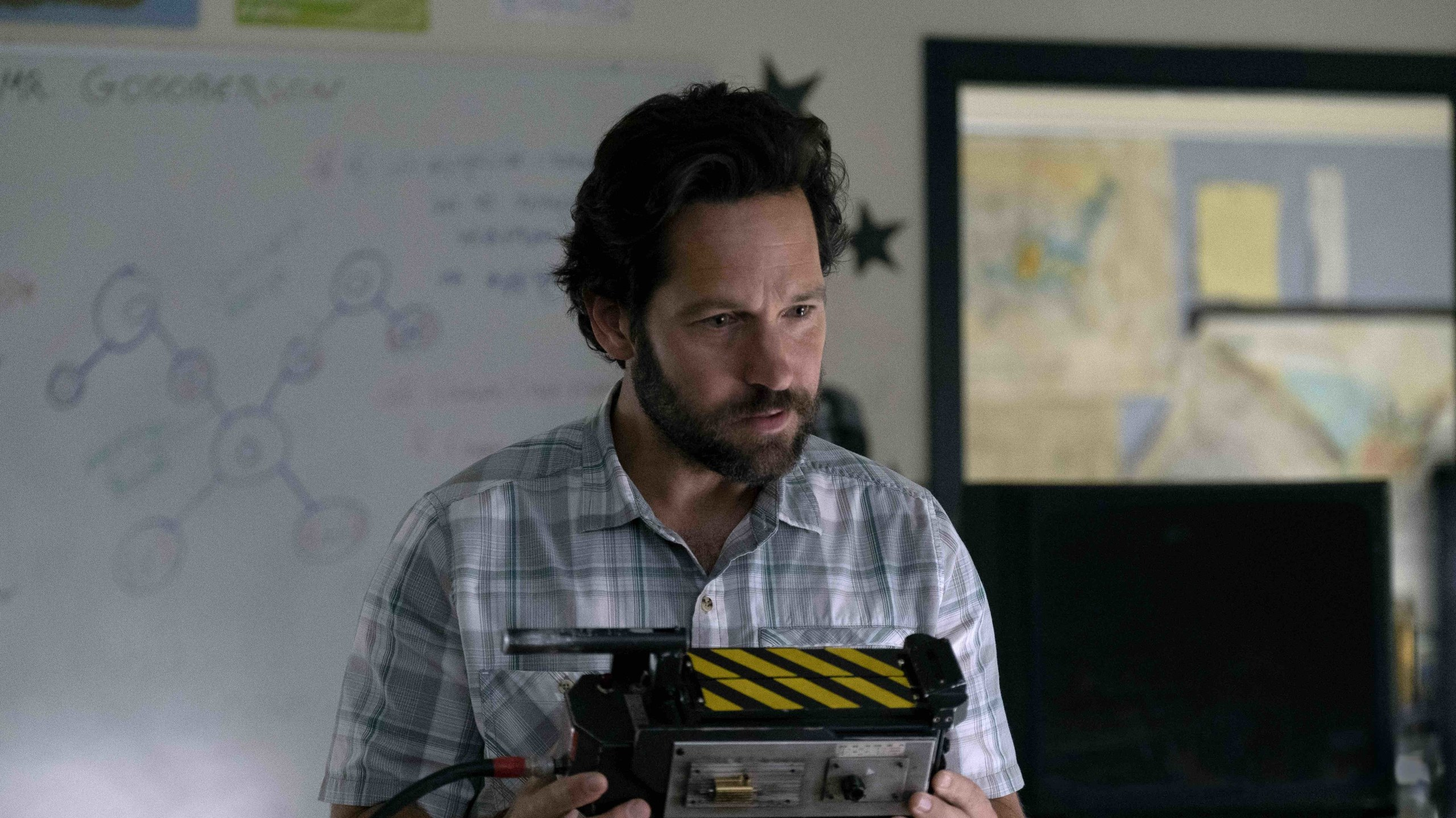 Ghostbusters: Afterlife Paul Rudd