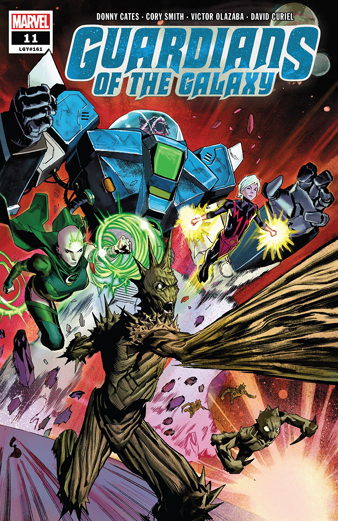 Guardians of the Galaxy 11 Review