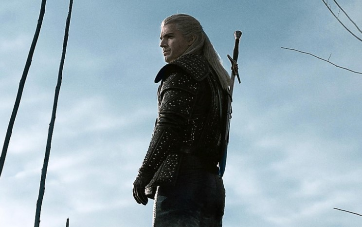 The main trailer for The Witcher has finally arrived