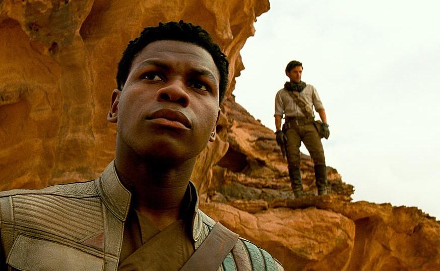 John Boyega Star Wars Oscar Isaac
