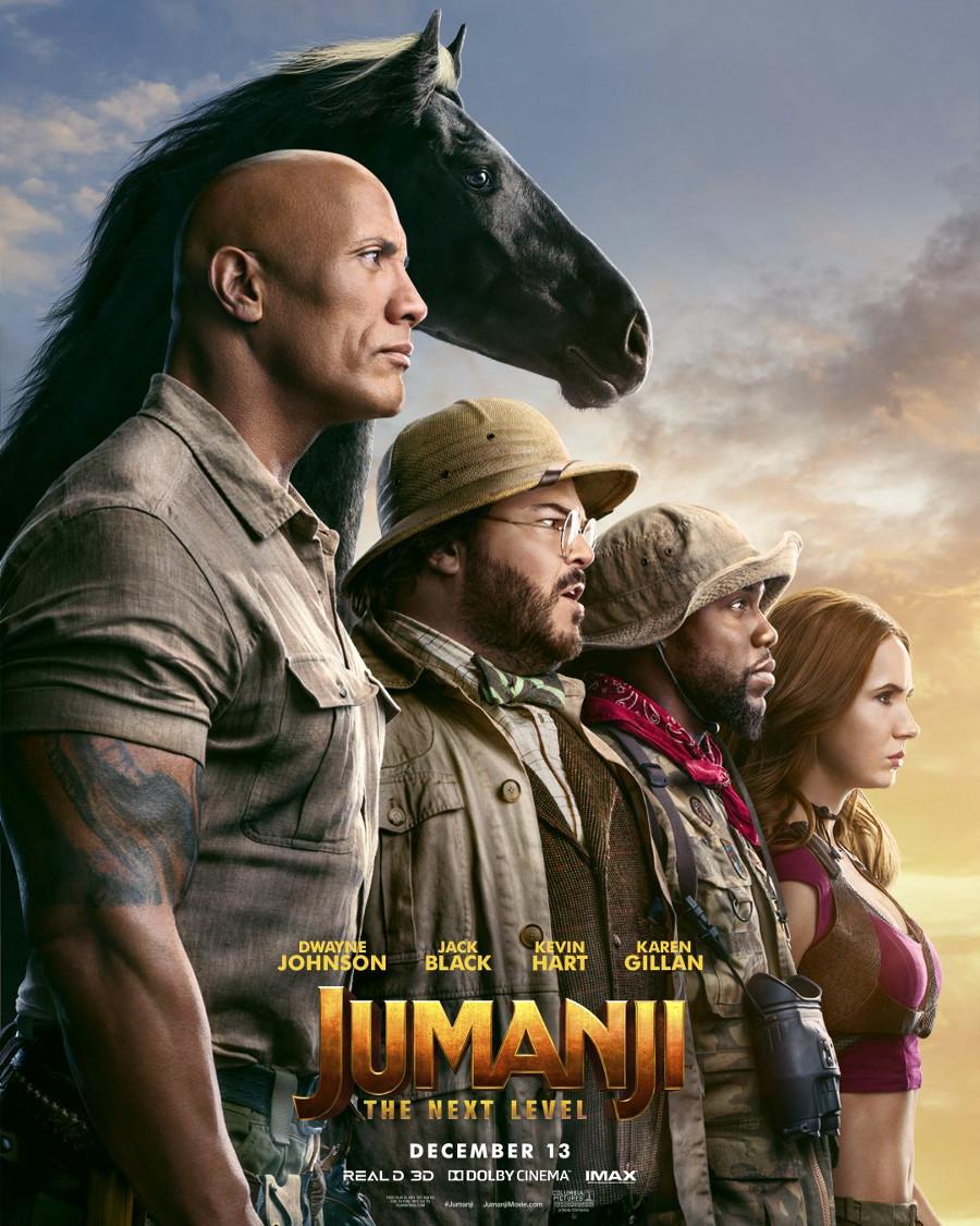 Jumanji: The Next Leve