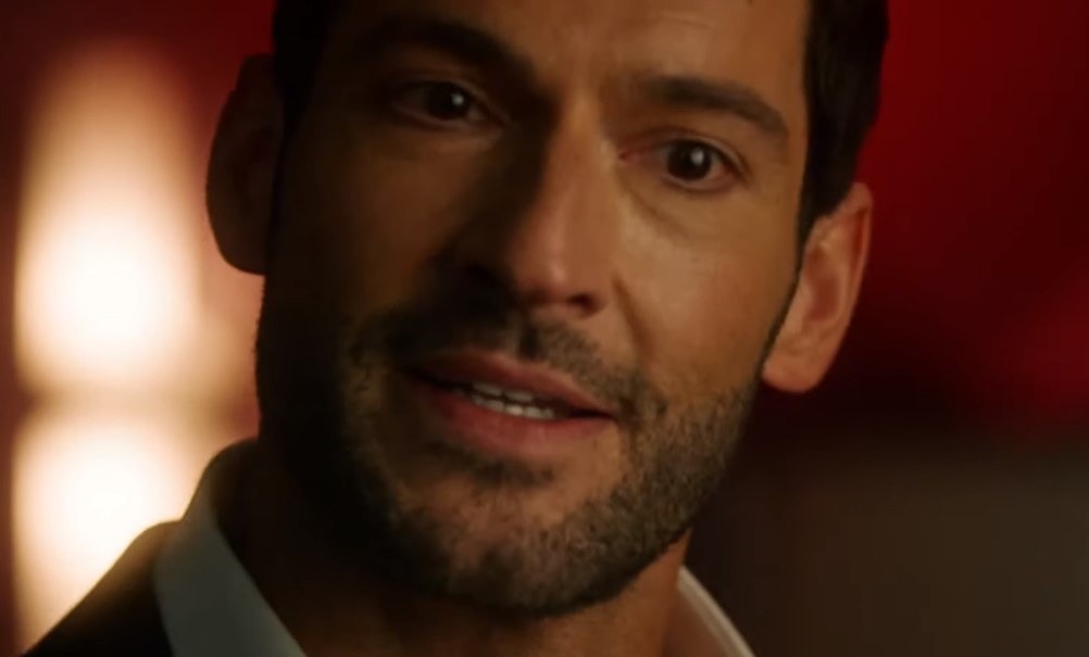 Crisis Lucifer Tom Ellis