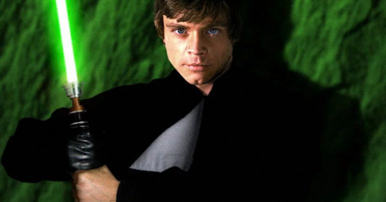 Luke Skywalker Mark Hamill Star Wars