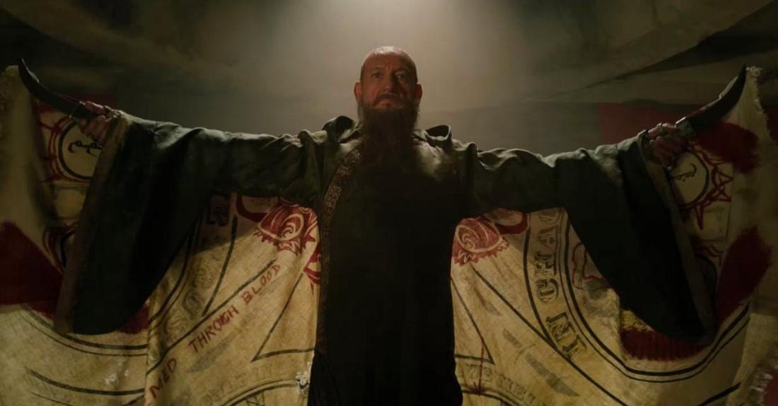Marvel mandarin Ben Kingsley