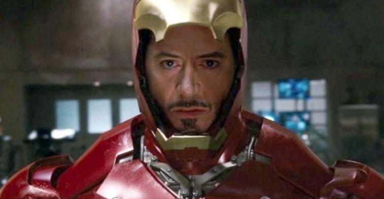 Robert Downey Jr Marvel