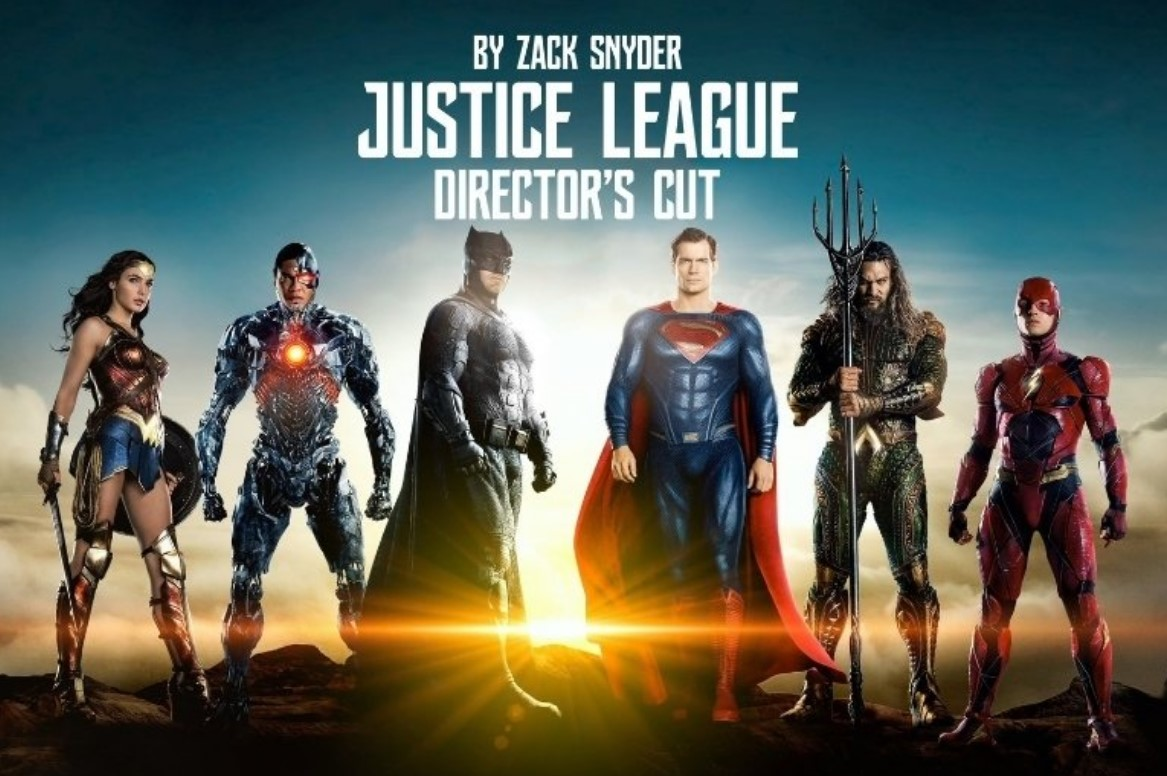 Release The Snyder Cut Justice League