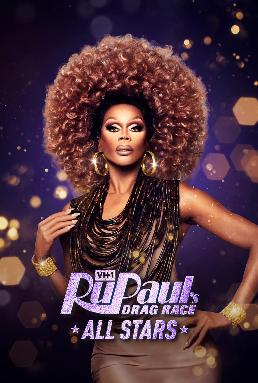 Ru Paul Paramount Plus