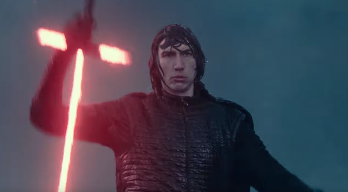 Star Wars: The Rise of Skywalker Kylo Ren Adam Driver