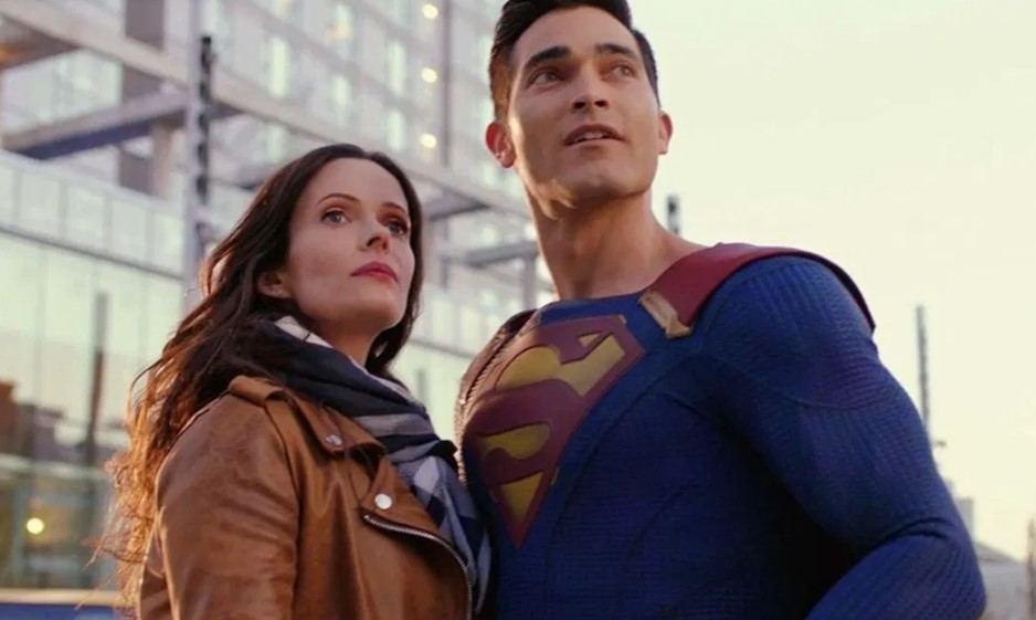 Superman and Lois Tyler Hoechlin Elizabeth Tulloch