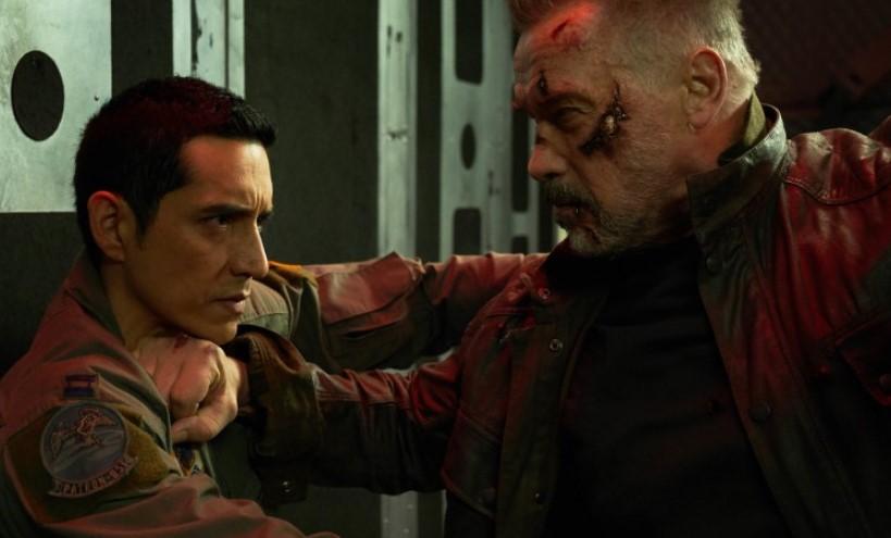Terminator Dark Fate Rotten Tomatoes Score