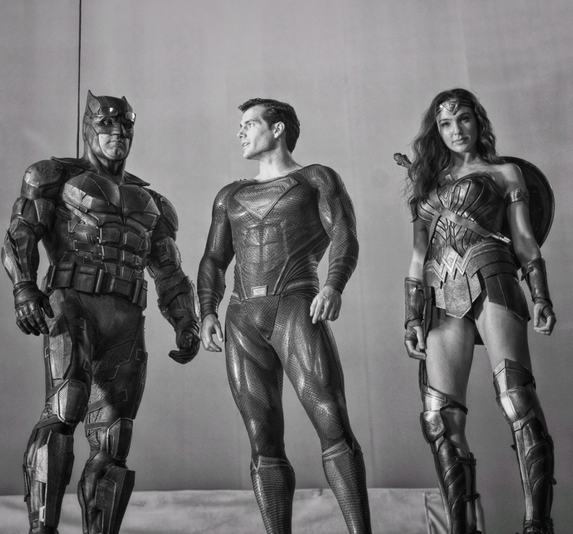 Trinity Release The Snyder Cut