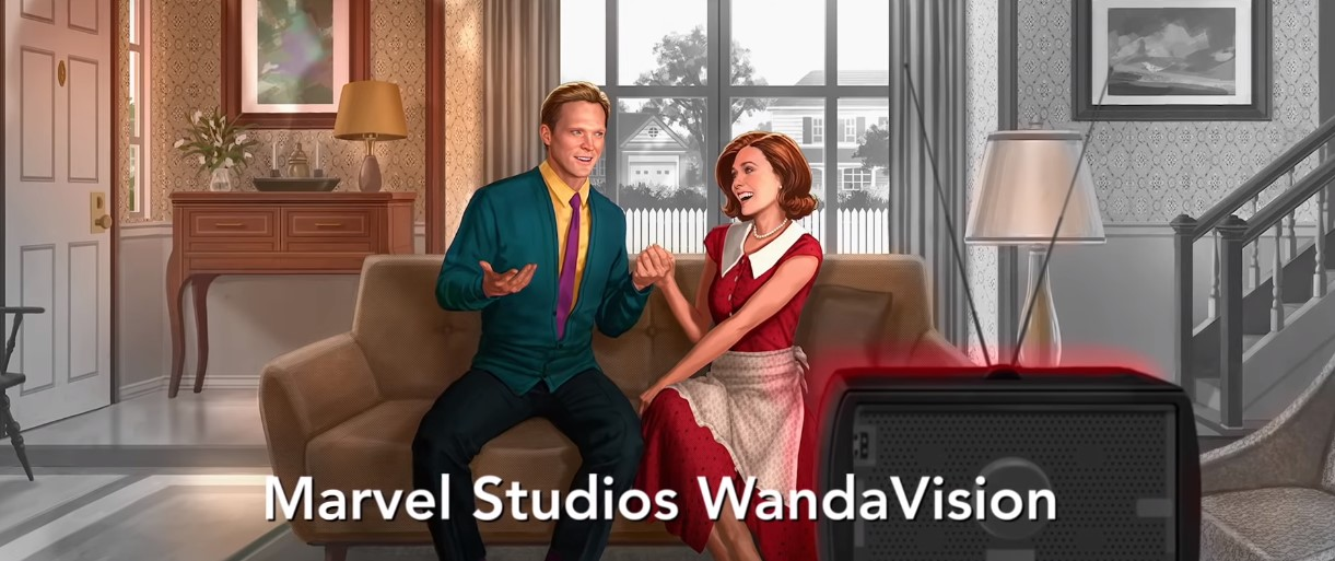 WandaVision Disney Plus