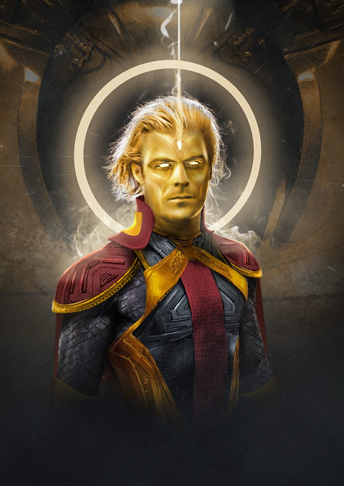 Zac Efron Adam Warlock Guardians of the Galaxy 3