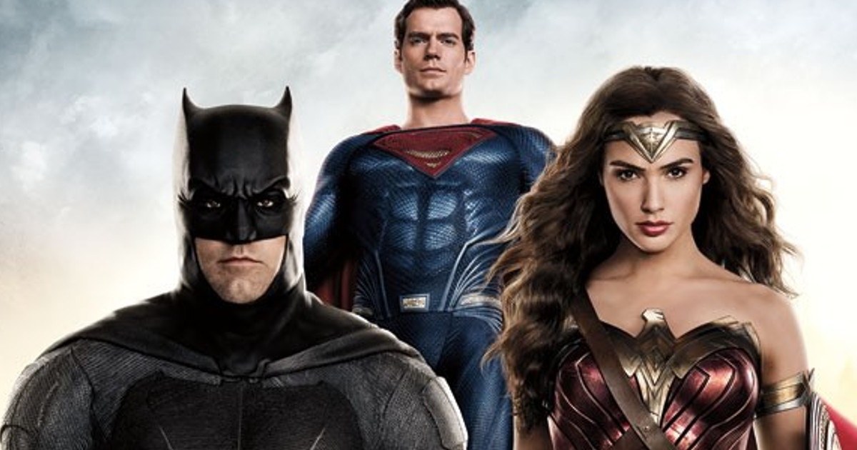 10 Justice League Posters Includes Henry Cavill Superman