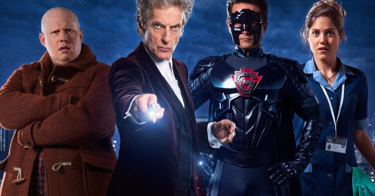 Watch: Doctor Who 2016 Christmas Special Clip | Cosmic Book News