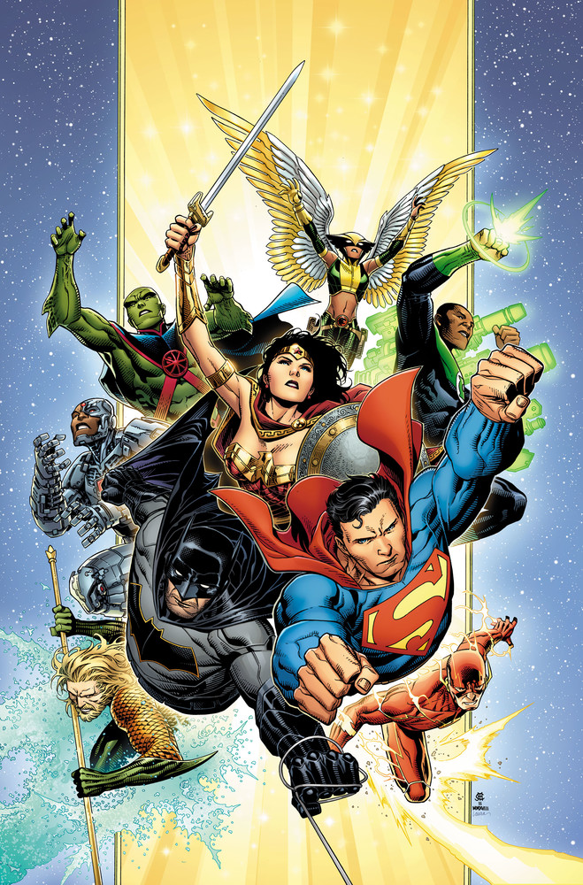 Justice League Artists