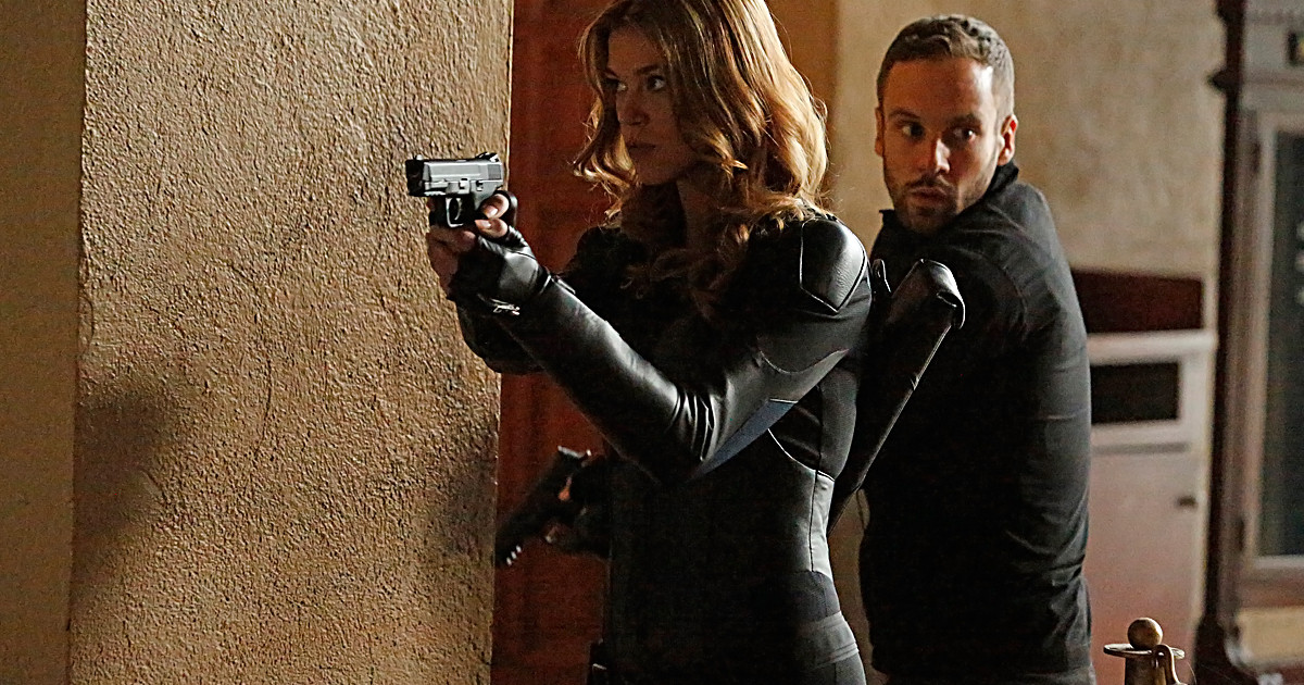 Adrianne Palicki Marvel's Agents of SHIELD