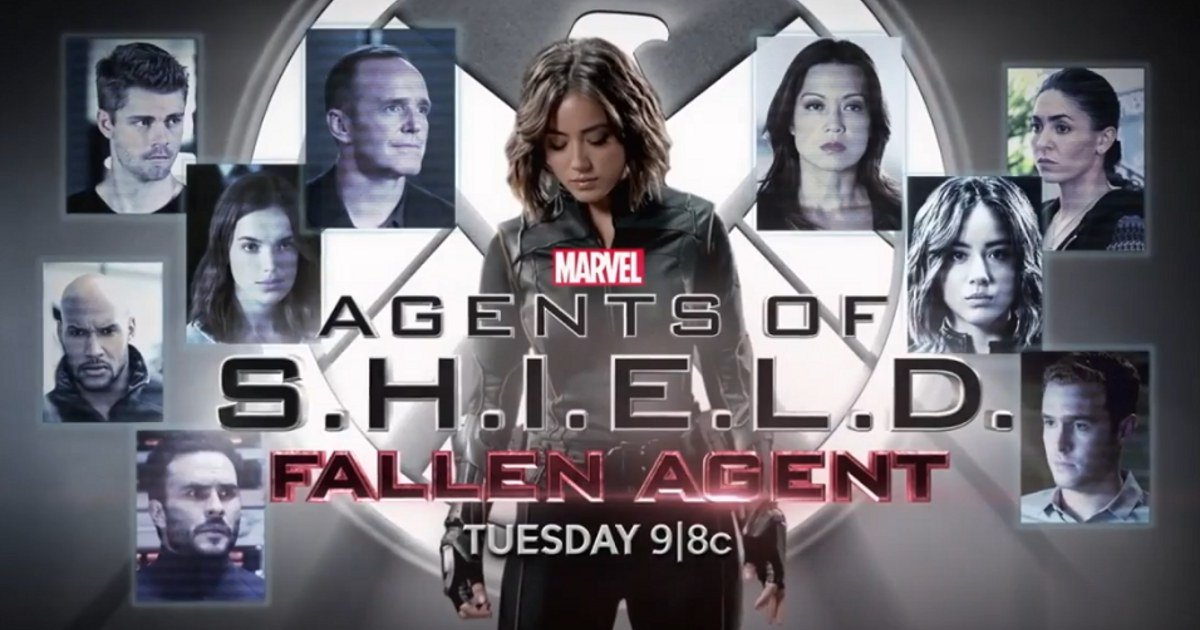 Watch: Marvel's Agents of SHIELD Clip References Captain America: Civil War