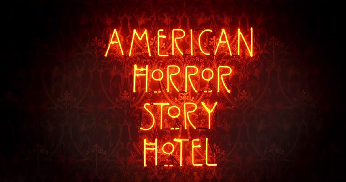 American Horror Story: Hotel Main Title Sequence Revealed