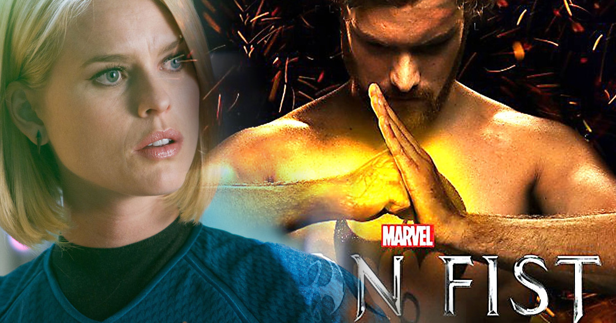 Alice Eve Joins Marvel's Iron Fist Season 2