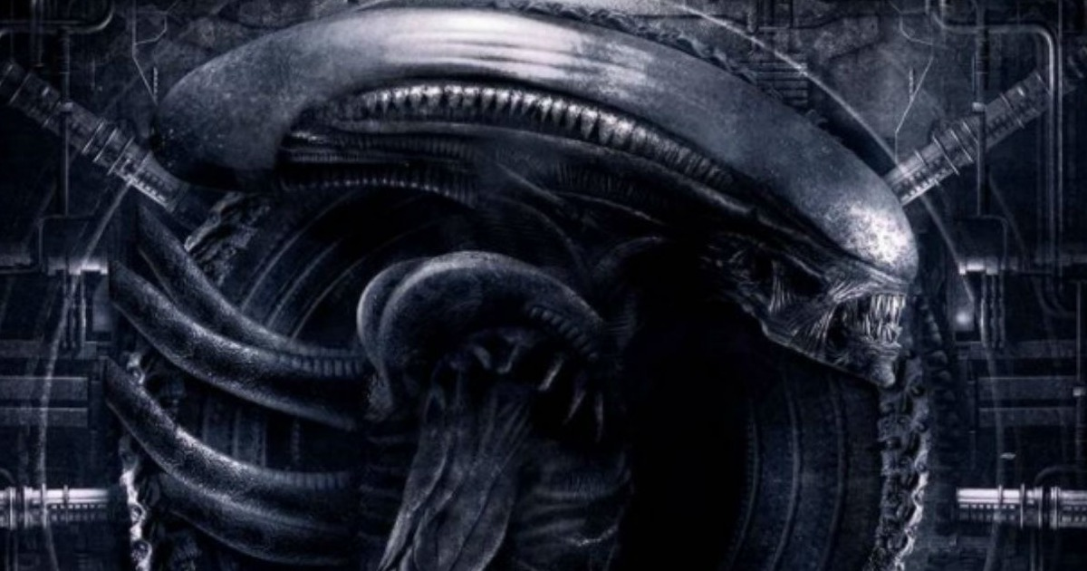 Empire's Limited Edition Alien Covenant Cover is Gorgeous