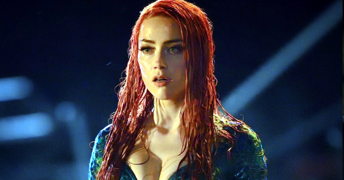 Amber Heard Aquaman 2 Petition Over 1.6 Million | Cosmic ...