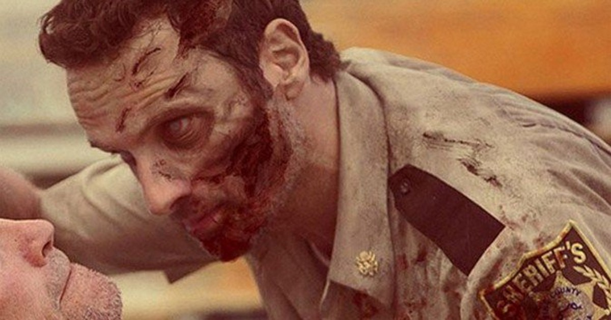 Andrew Lincoln Rumored To Want Out Of The Walking Dead