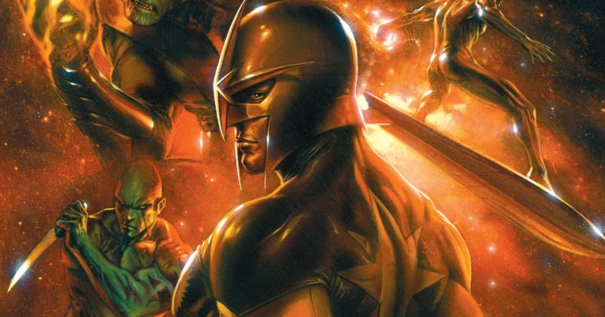 Nova Annihilation Movie Is Now Closer To Happening