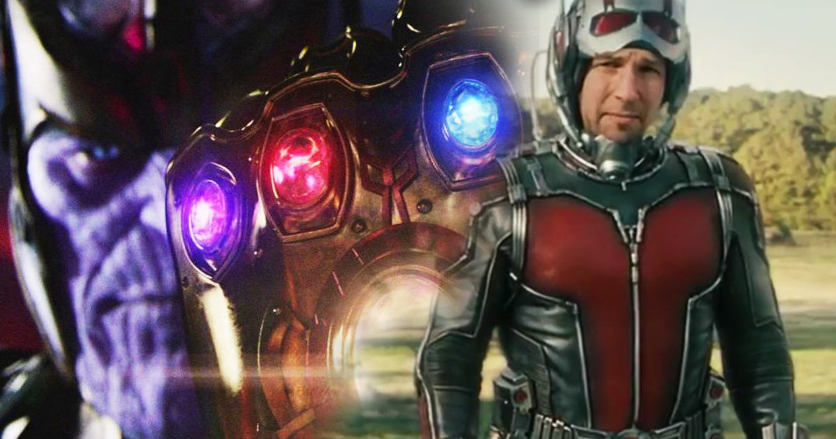 First Look At Paul Rudd In Avengers: Infinity War Set Images