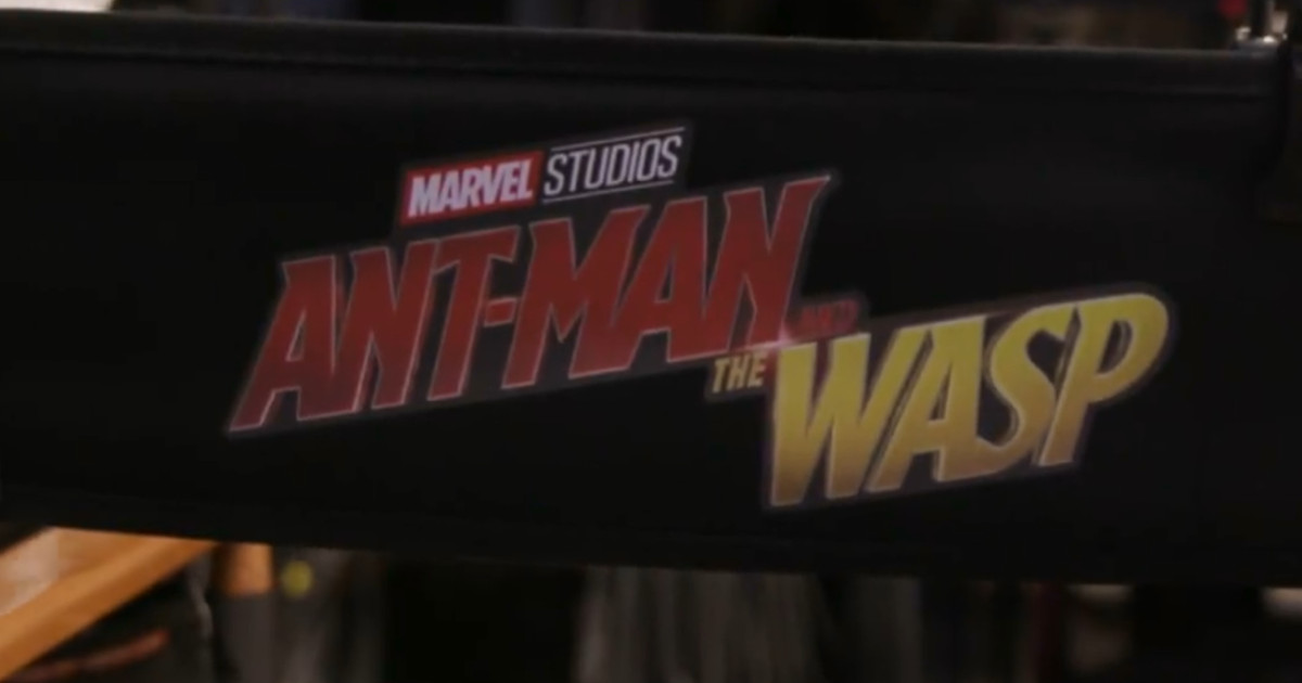 Production Officially Begins on Ant-Man and The Wasp!