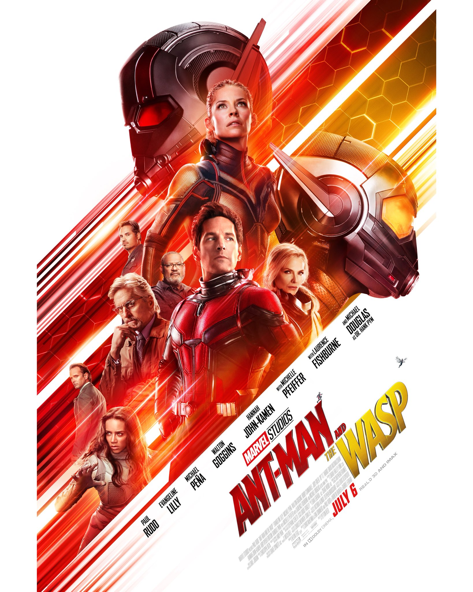 Ant-Man and the Wasp trailer drops