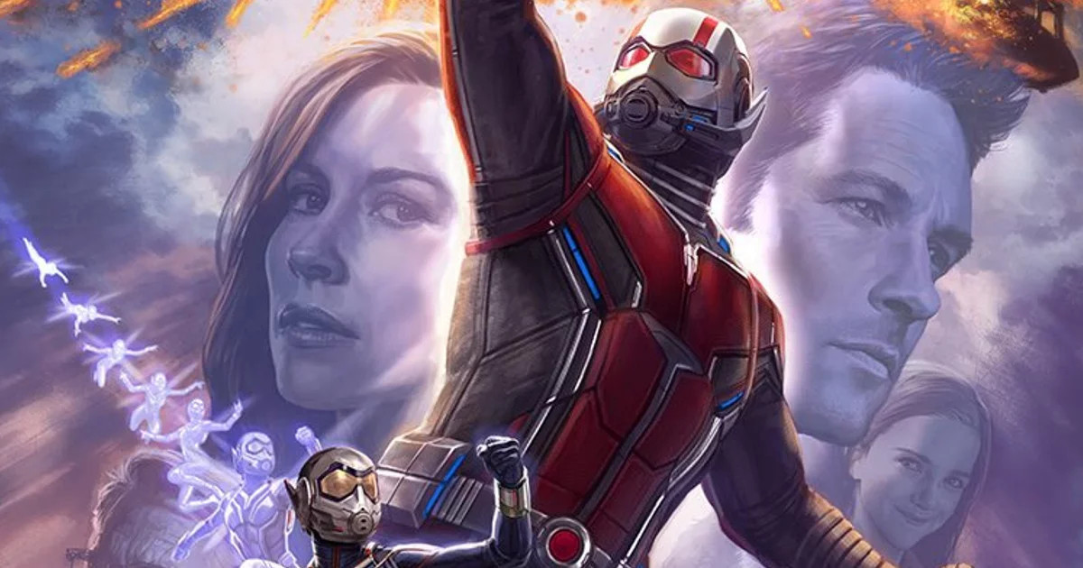 Ant-Man and the Wasp Set Pics Feature Michelle Pfeiffer