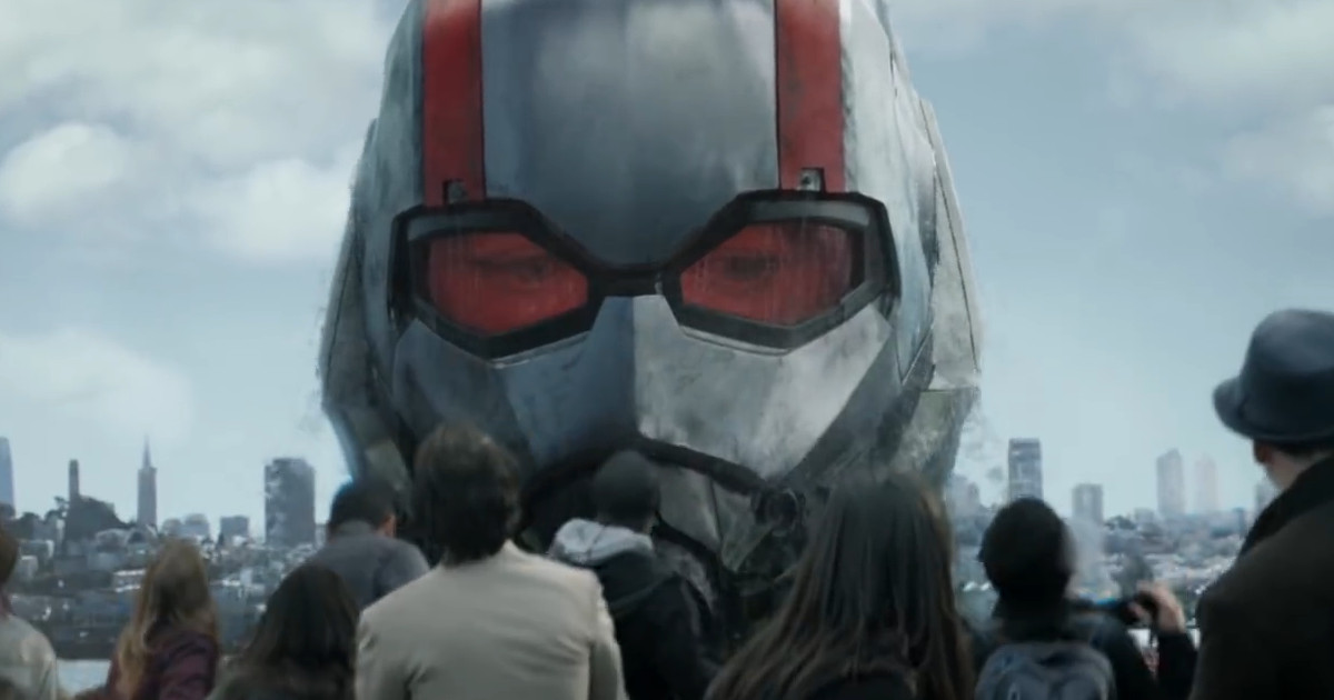 Ant-Man and the Wasp Trailer Screenshots