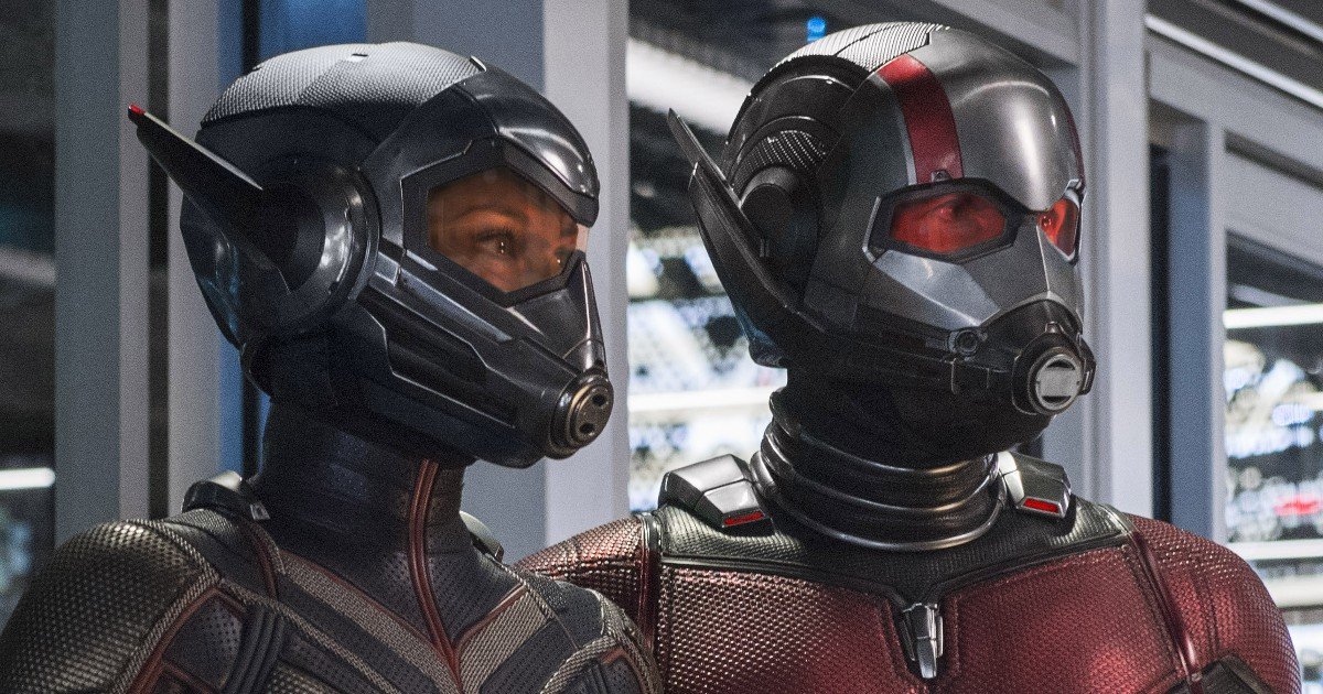 First Trailer For Marvel's 'Ant-Man and The Wasp' Released
