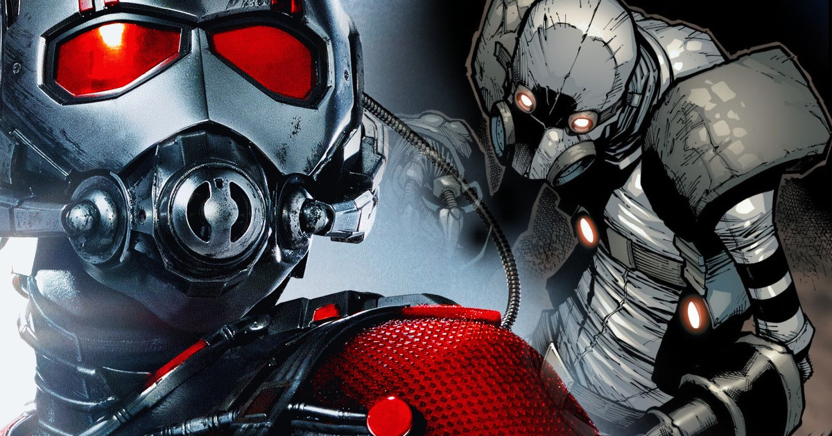 First Look At Ant-Man and the Wasp Villain, Ghost