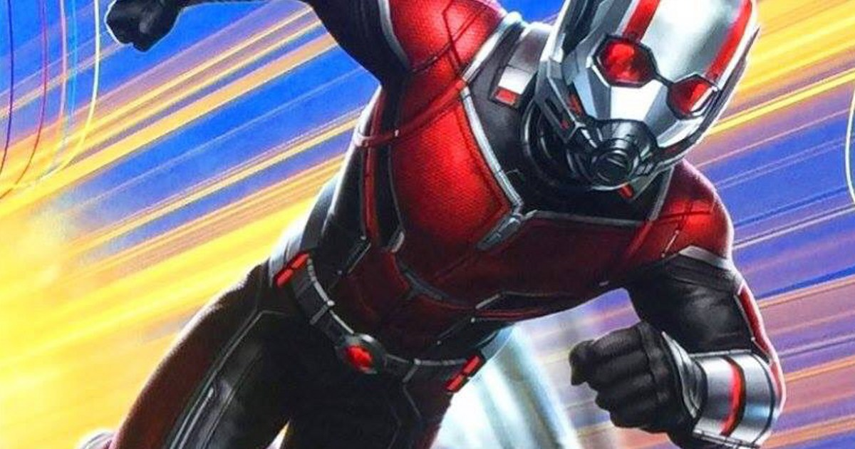 New Promo Art For Ant-Man and the Wasp