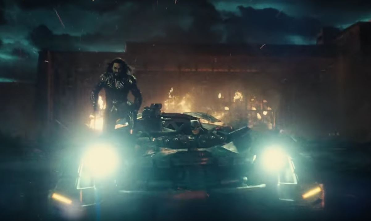 Justice League Deleted Scenes