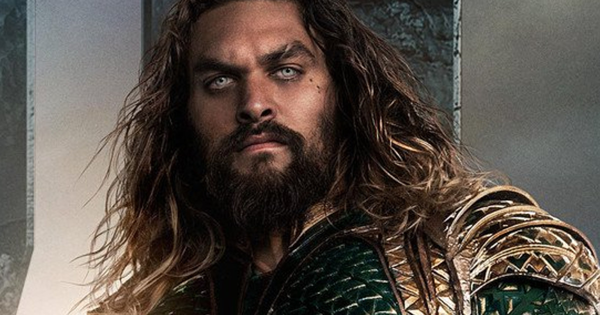 New Aquaman Concept Art