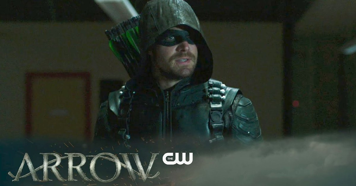 "Arrow 5x09 ""What We Leave Behind"" Trailer"