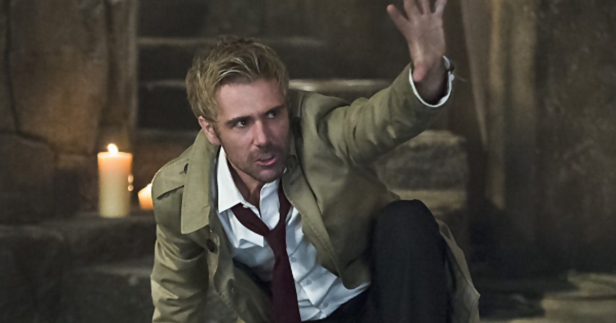 "Arrow Constantine ""Haunted"" Preview Images"