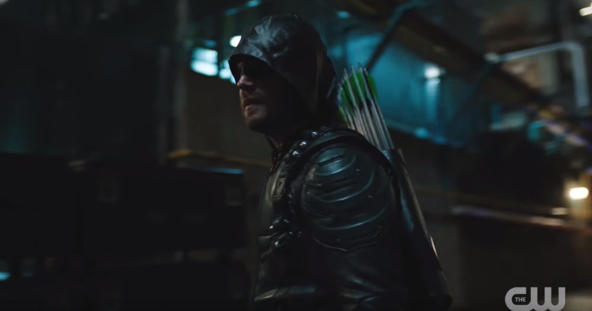Arrow Season 6 Sizzle Reel Trailer