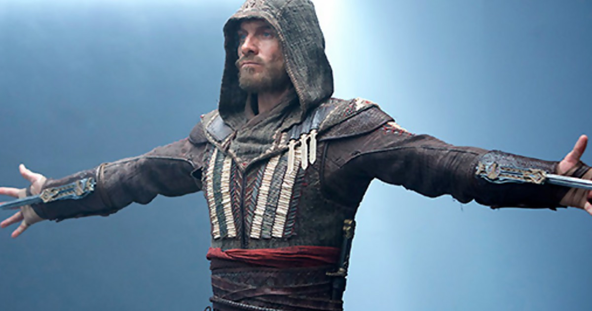 New Assassin's Creed Images & Stunt Video Featurette ...