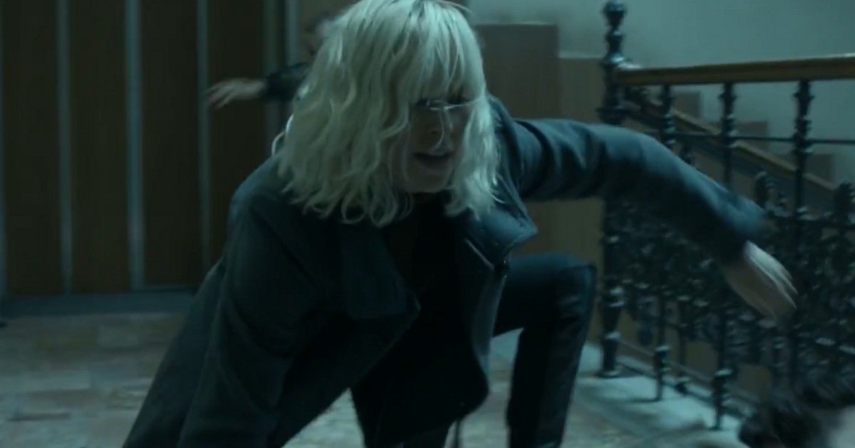 Atomic Blonde Red-Band Trailer: Stars Charlize Theron ...