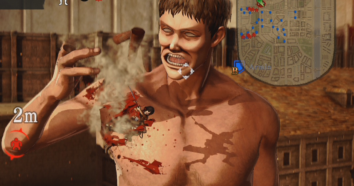 Koei Tecmo America details multiplayer mode and mechanics for Attack on Titan
