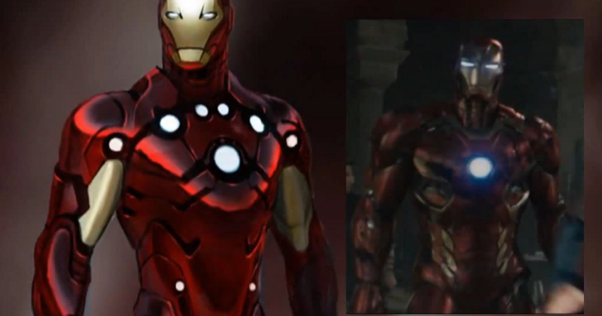 Watch: The Avengers 2 Easter Eggs - Cosmic Book News